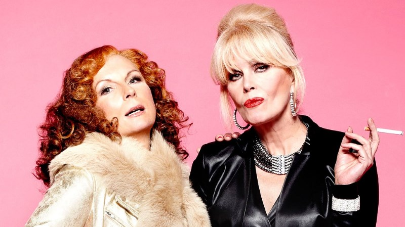 absolutely Fabulous The Movie -