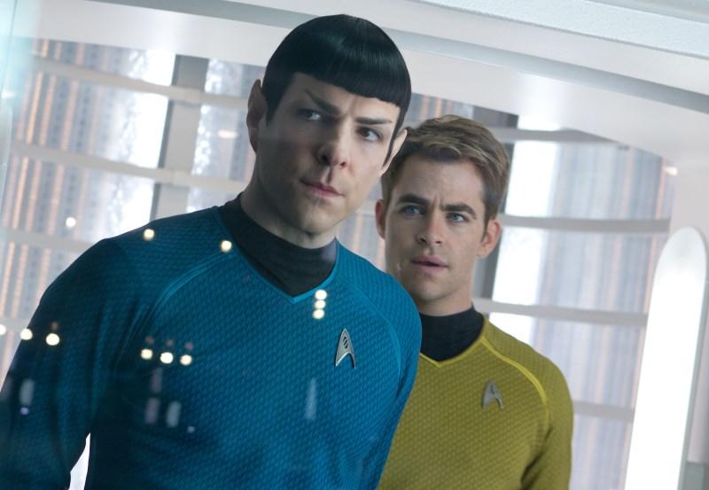 Star Trek The Future Begins