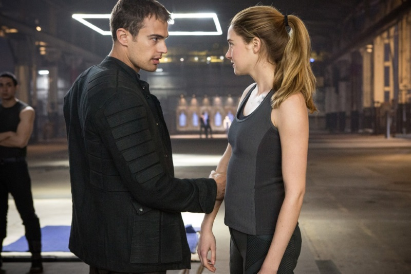 Divergent (2