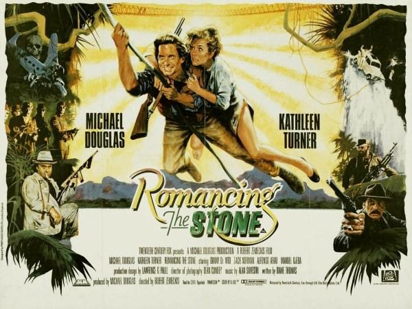 Romacing the Stone