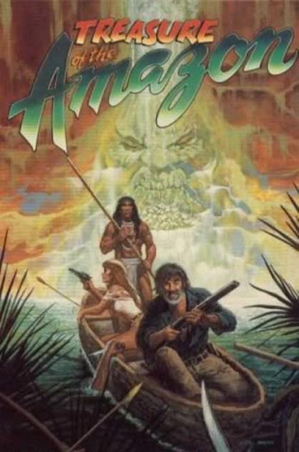 Treassure of the Amazon