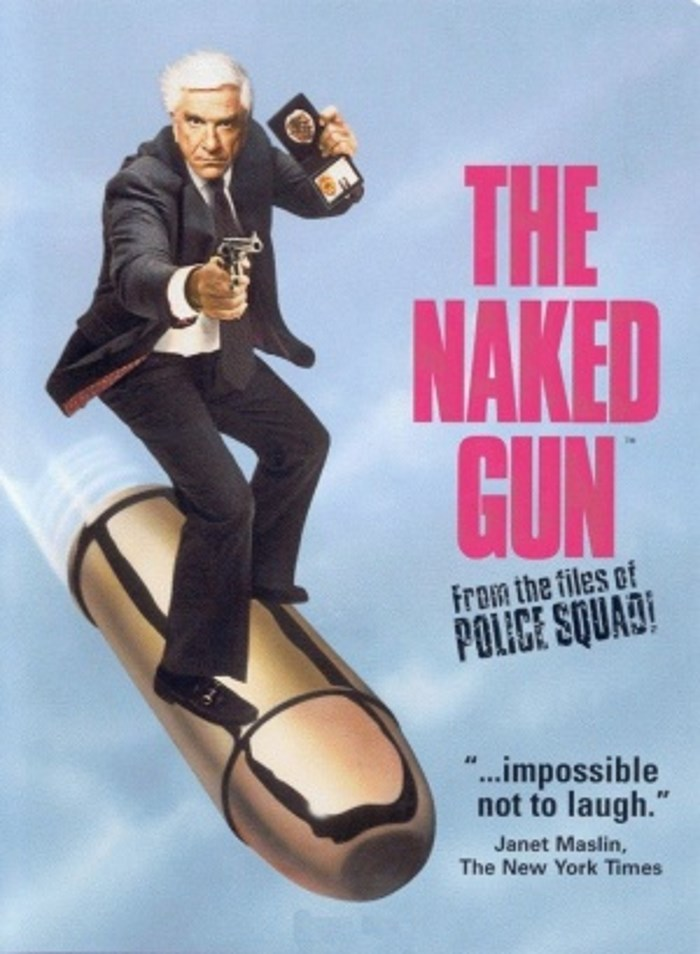 The Naked Gun From The Files of Police Squad!