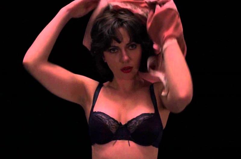 Tiener actrice sex scene