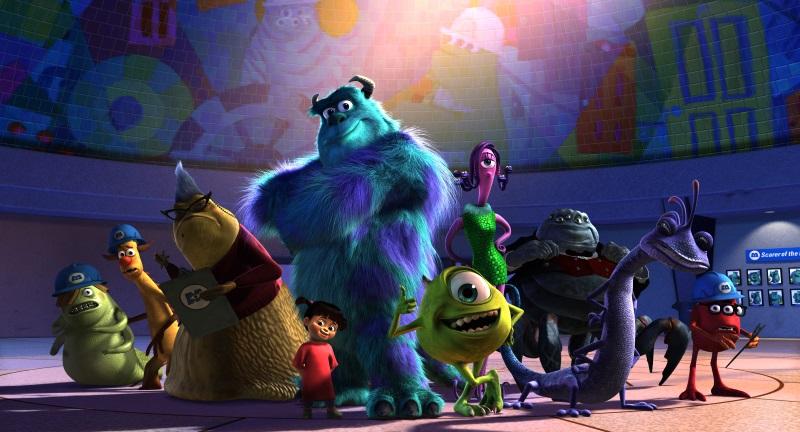 Top 10 Beste Pixar Films Filmlijstjes