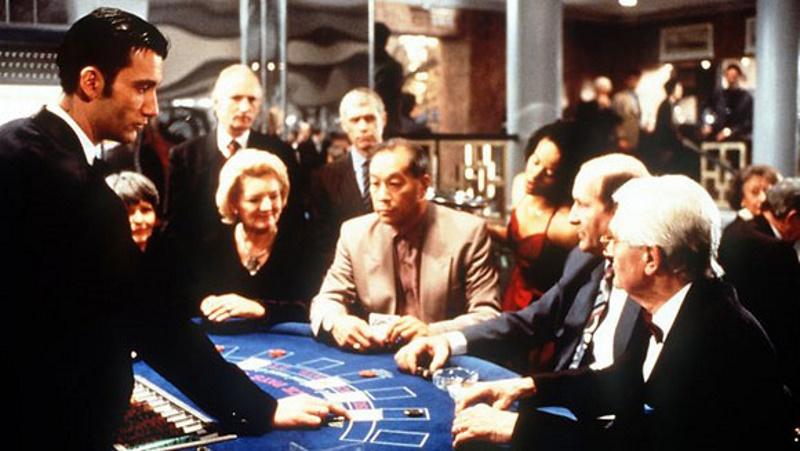 Top 10 Films over Blackjack (en kaarten tellen) - Filmlijstjes